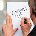 one to one meeting