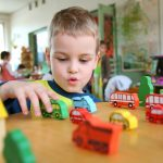 £50m grant scheme to fund childcare places