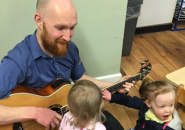 Rob  - Men in Childcare Blog 2016