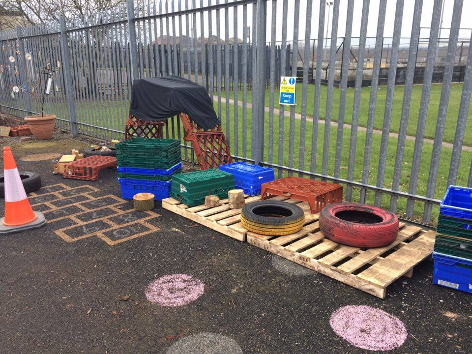 Creating A Stimulating Outdoor Learning Environment