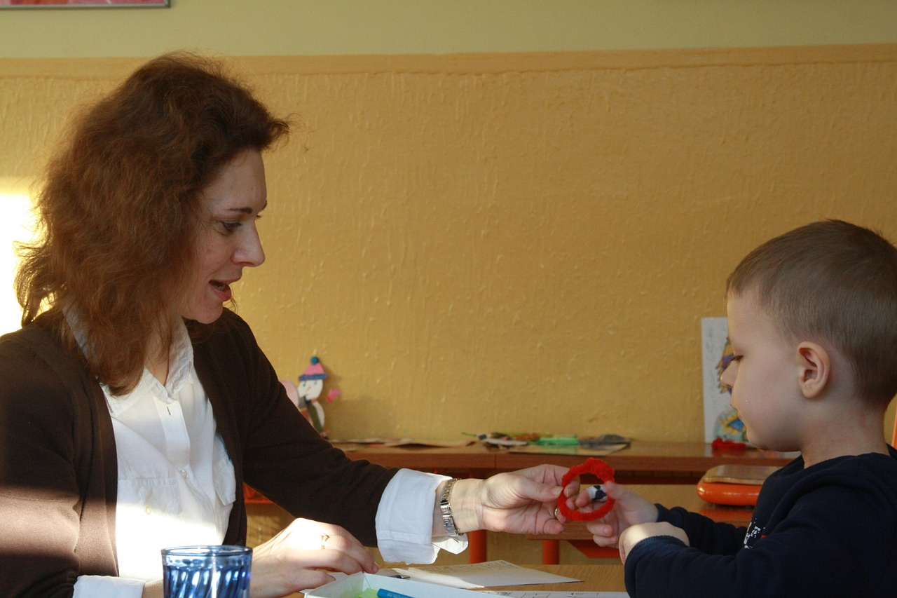 nursery manager in numbers in childcare setting