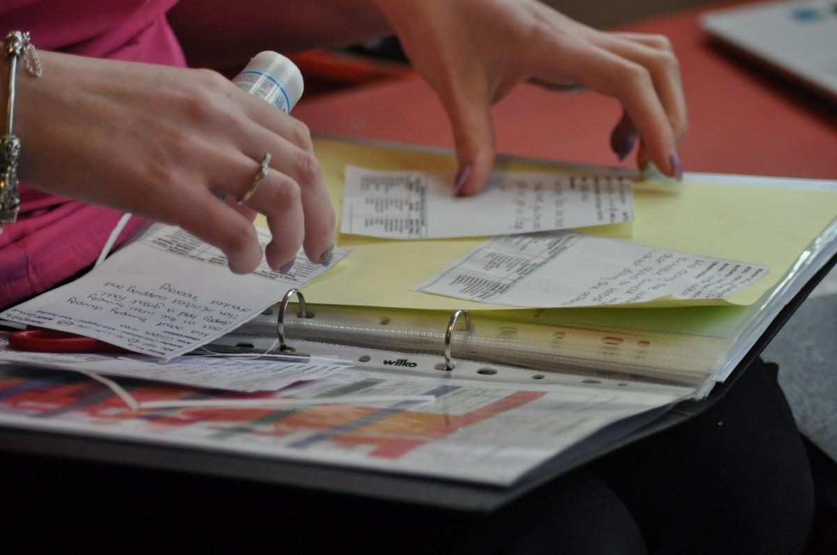 Paper learning journey vs online learning journey
