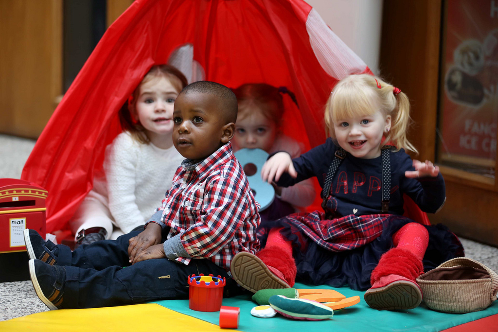 diverse learning environment to support language development