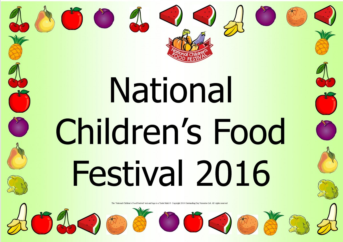 National Children's Food Festival 2016