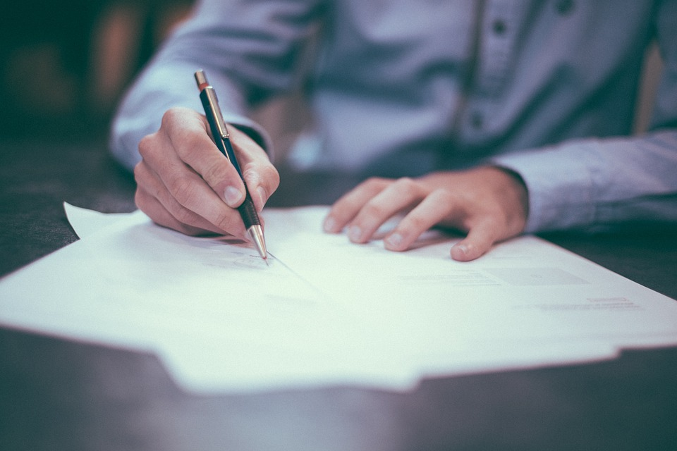 Conducting employee probation reviews