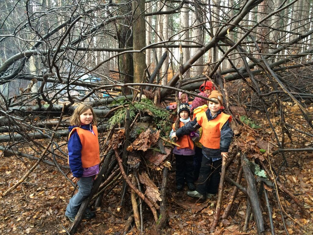 forest schools are on the rise