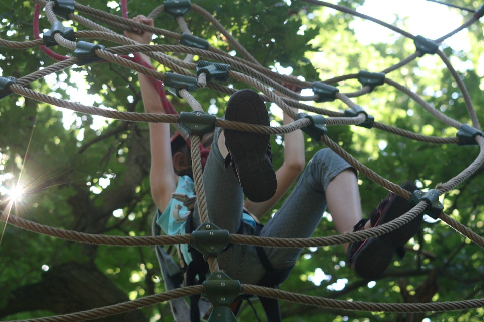forest schools are eneficial to children's development