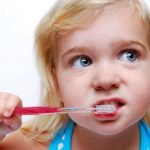Toothbrushing programme to improve children's oral health