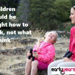 Children should be taught how to think