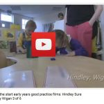 Early years good practice films: Hindley Sure Start Nursery Wigan