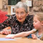 Nursery children move in with pensioners