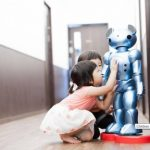 Using Robots in Childcare