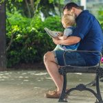 Parents spend more time on screens than reading to children