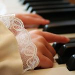 Link Between Learning the Piano and Language Development
